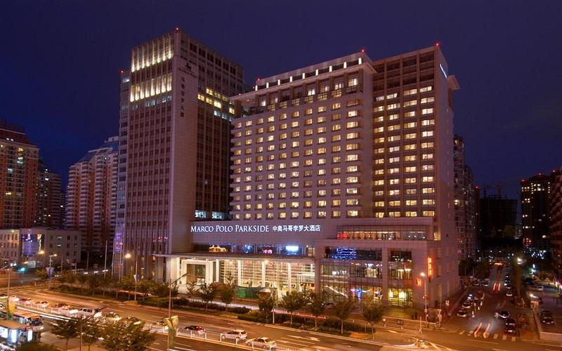 هتل مارکوپولو پارک ساید پکن