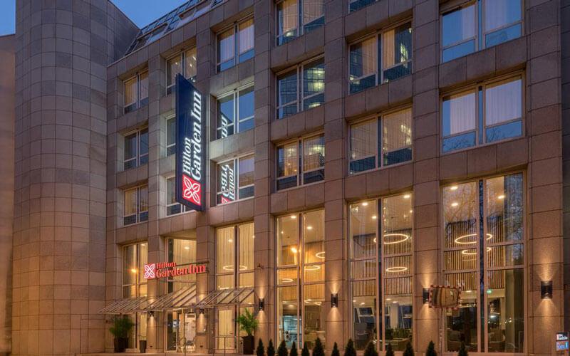هتل هیلتون گاردن این سیتی سنتر فرانکفورت