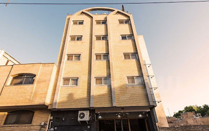 هتل صبا اصفهان