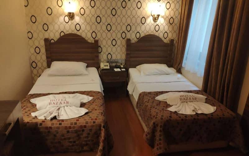 هتل Hotel Bazaar Istanbul