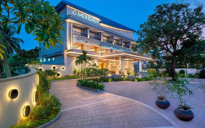 هتل له مریدین گوا