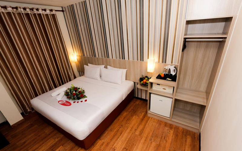 هتل My Hotel @ Bukit Bintang Kuala Lumpur