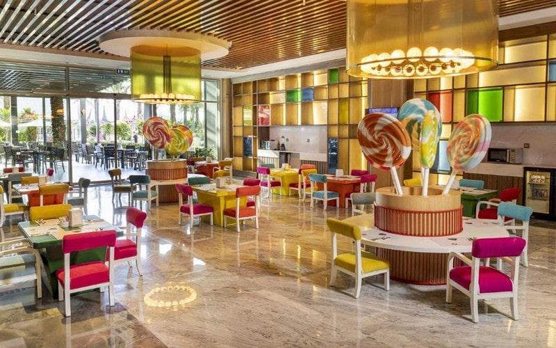 هتل Vogue Hotel Supreme Bodrum