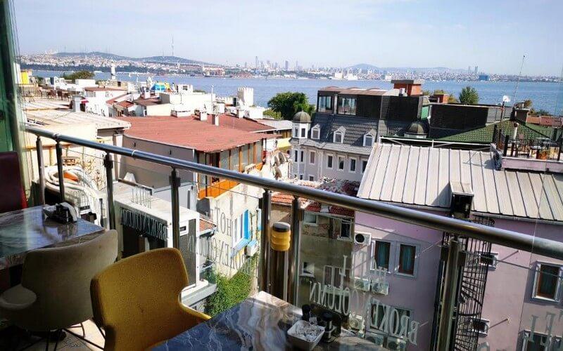 هتل Hotel Broken Column Istanbul