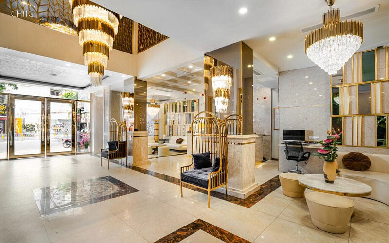 هتل سیسلیا سایگون هو شی مین