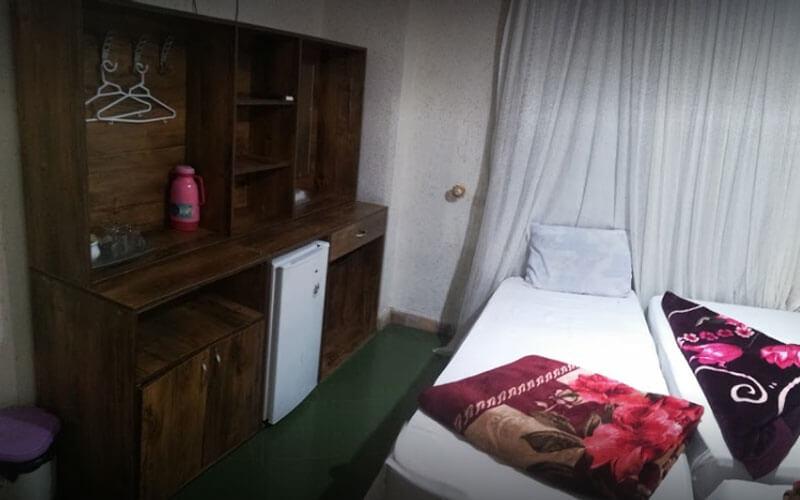 هتل آپارتمان پارمین مشهد