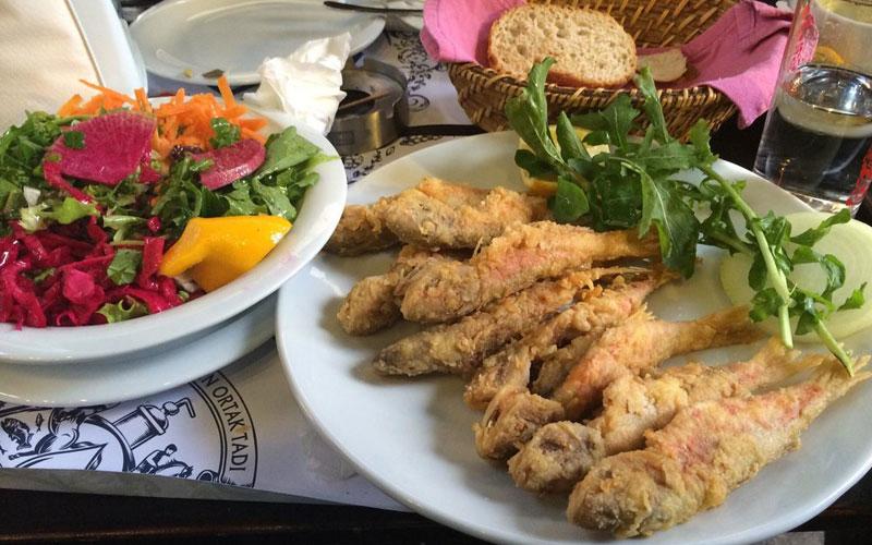 رستوران ماهی قاضی نعمت استانبول