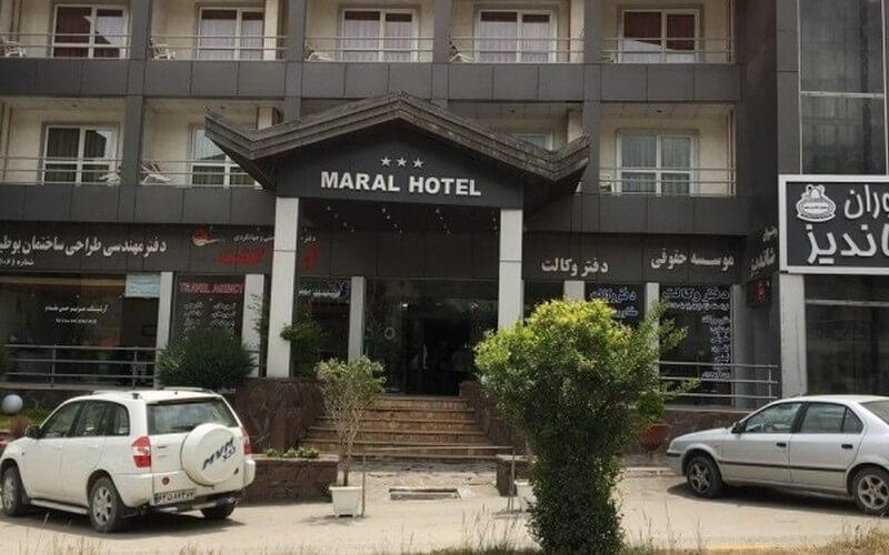 هتل مارال کلاردشت