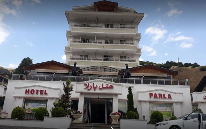 هتل پارلا آستارا