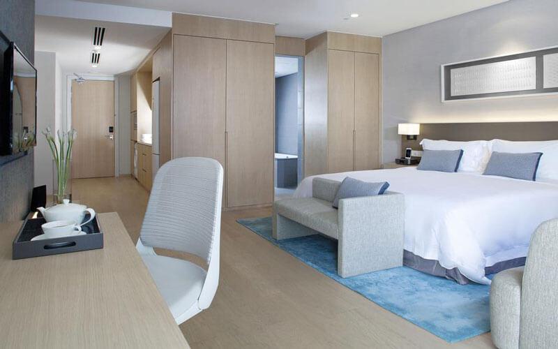 هتل فراسر رزیدنس کوالالامپور