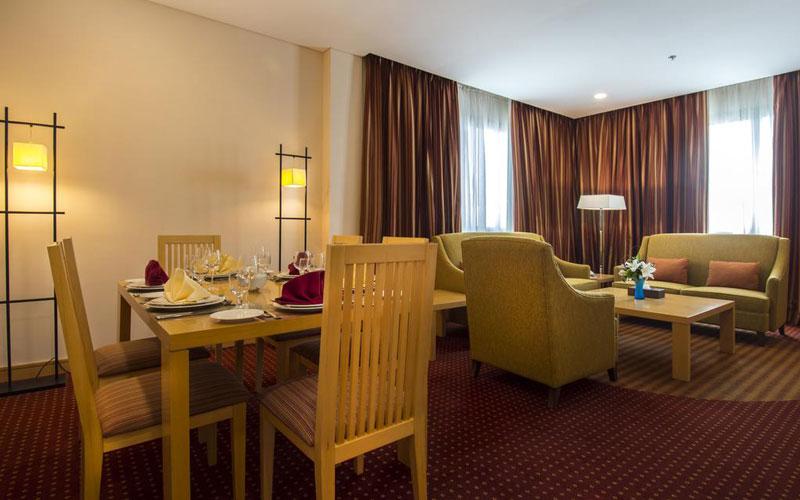 هتل سیتی سیزنز مسقط
