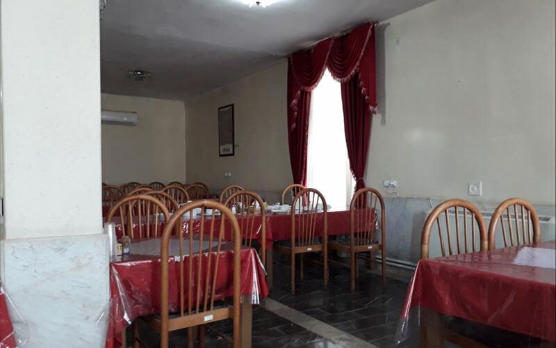 هتل جهانگردی یا هتل مهر نیشابور