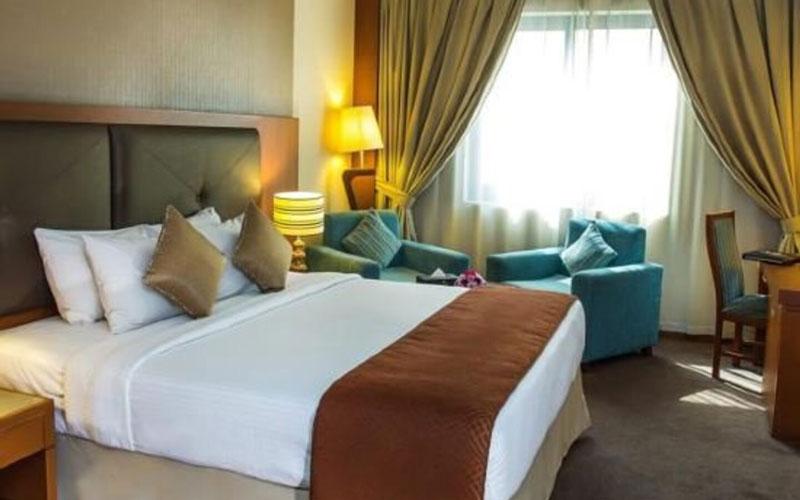 هتل Hallmark Landmark Summit Dubai
