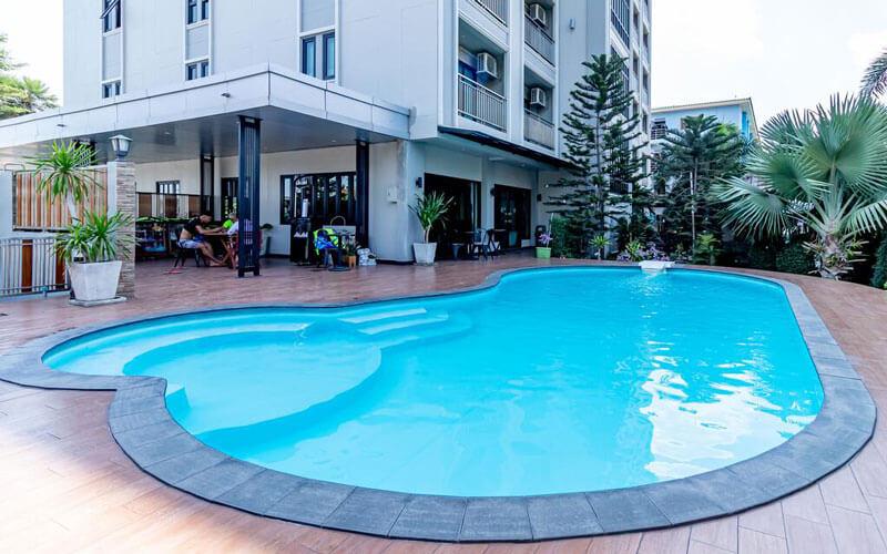 هتل سیلور گلد گاردن سووارنابومی ایرپورت بانکوک