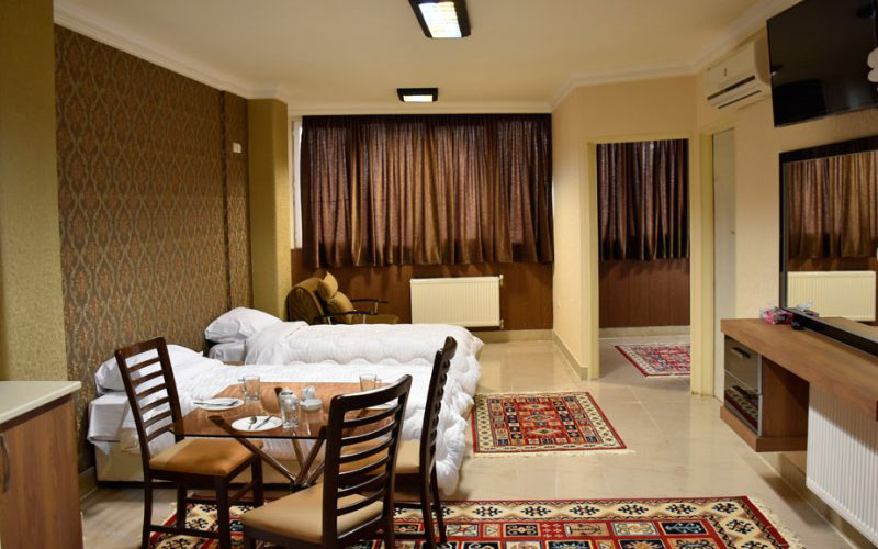 هتل زنده رود اصفهان